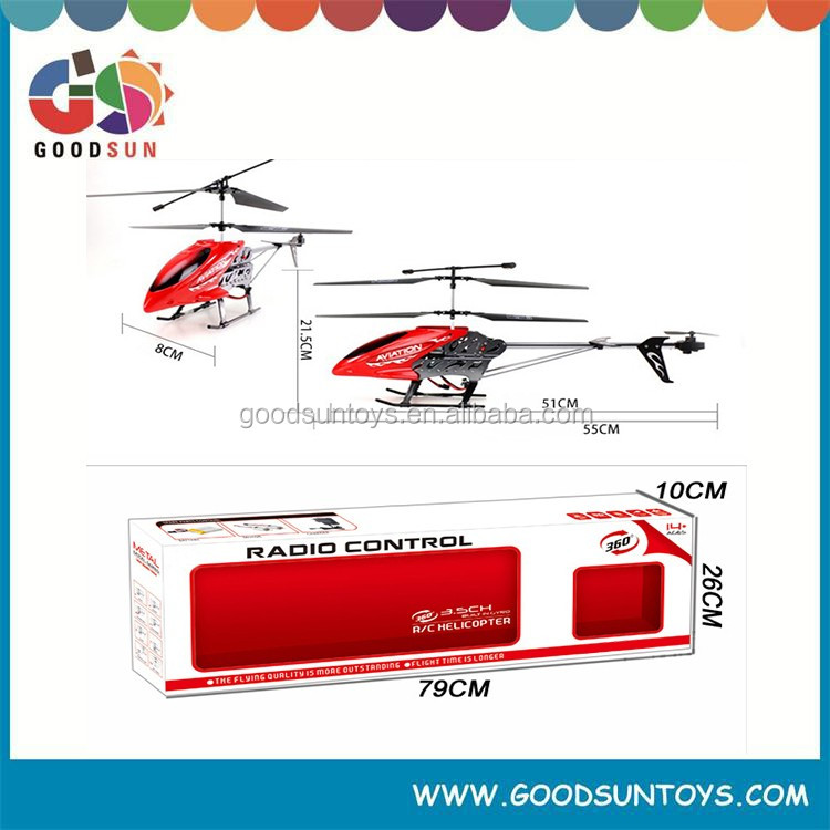Hot Item 3.5ch rc helicopter with gyro easy to fly HELICOPTER 017380