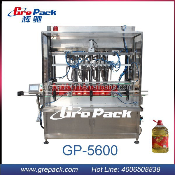 Sunflower/olive/coconut/vegetable/ oil filling machine/production line