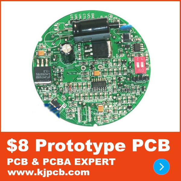 Customized FR4 Pcb Assembly pcba prototype