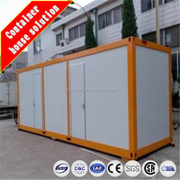 Prefabricated cheap ready made mobile housing