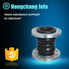 Flange 150lb flexible rubber coupling neoprene bellow epdm expansion joint