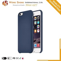 CREDIT 30-60days payment 100% genuine leather for genuine leather iphone 6 case