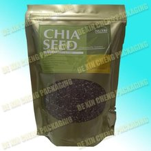 Zipper vegetable seed packing