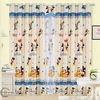 guangzhou home textile importers cartoon curtain