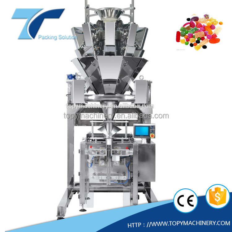 Ice Candy Cookies Packaging Filling and Sealing Machine