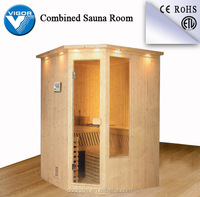 outdoor steam shower room mini sauna