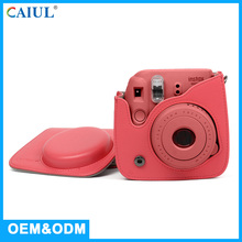 Flamingo Pink Bulk Digital Instax Mini 9 Bag Small Camera Case