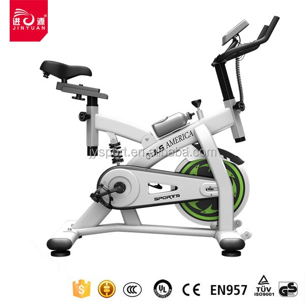 ion fitness cardio master spin bike low price spin bike for small club