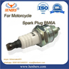 Auto part spark plug Motorcycle spark plug for NGK BM6A,/NGK 5266