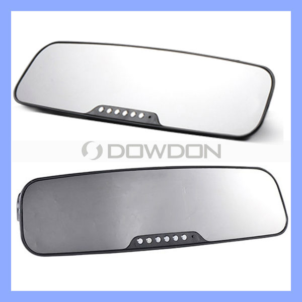 2.7 icch High Resolution Auto Electric Rear view Mirror With Camera for Parking