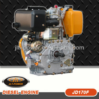 4 Stroke 170f 5hp manual/electric 1 cylinder diesel engine