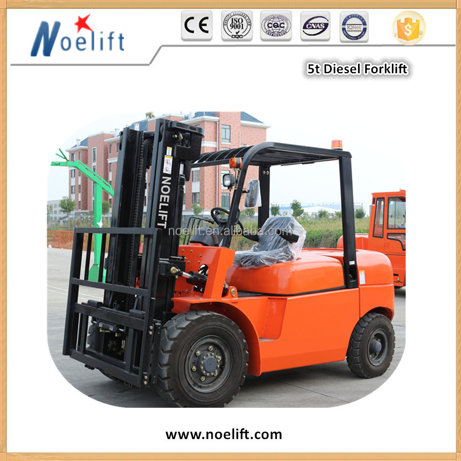 Construction Equipment Americas Diesel Forklifts - Internal Combustion with Japanese Engine for Sale