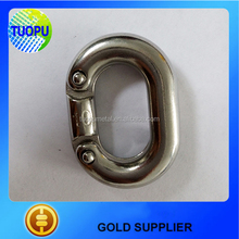 Stainless steel connecting chain links,split chain links,split connecting chain