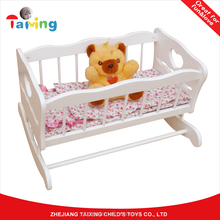 Promotional various durable using toy baby bed