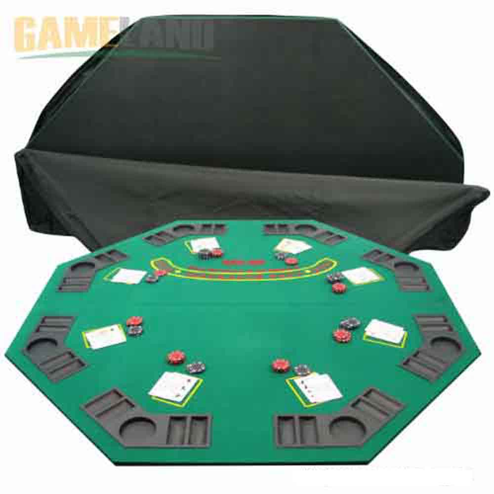 Octagon Poker Table For 8 Players