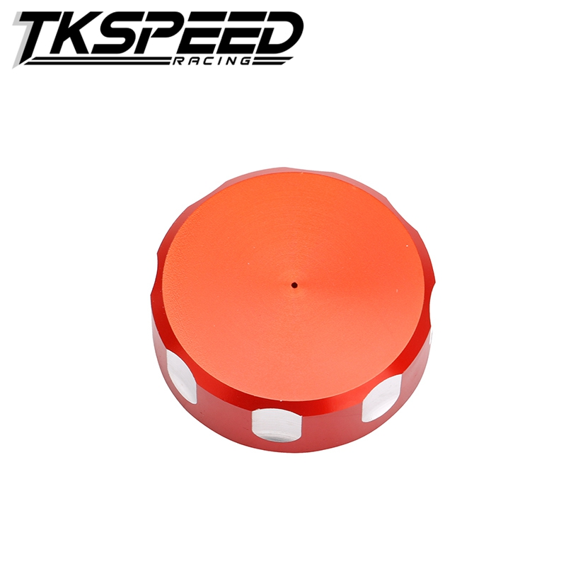 Motorcycle Rear Fluid Brake Master Cylinder Reservoir Cap Cover For KTM 690 Duke/R 690 SMC/R 690 LC4 Supermoto 690 LC4 Enduro R