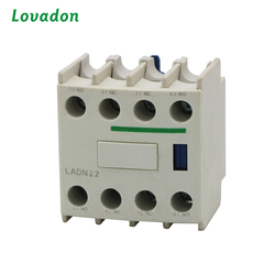 LADN22 220V Electric AC Magnetic Contactor Block