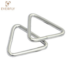 Top quality rigging welded triangle ring