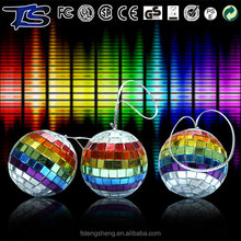 Small Mirror ball for Christmas Tree Decor Kids Toy Mirror Ball