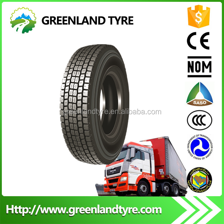 Chinese factory tyre high quality COMPASAL good right tyres 11R22.5 tire wholesale good