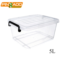 Cheap Wholesale Industrial Warehouse Clear Plastic Storage Bin