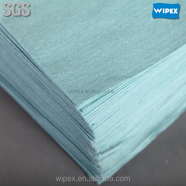 hot sell industrial cleaning item wiper famous brand cloth