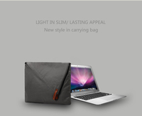 EXCO customized Fashion water repellent Laptop sleeve aoking laptop bag