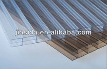 Sabic Material Plastic Polycarbonate Hollow Sheet Roofing panel