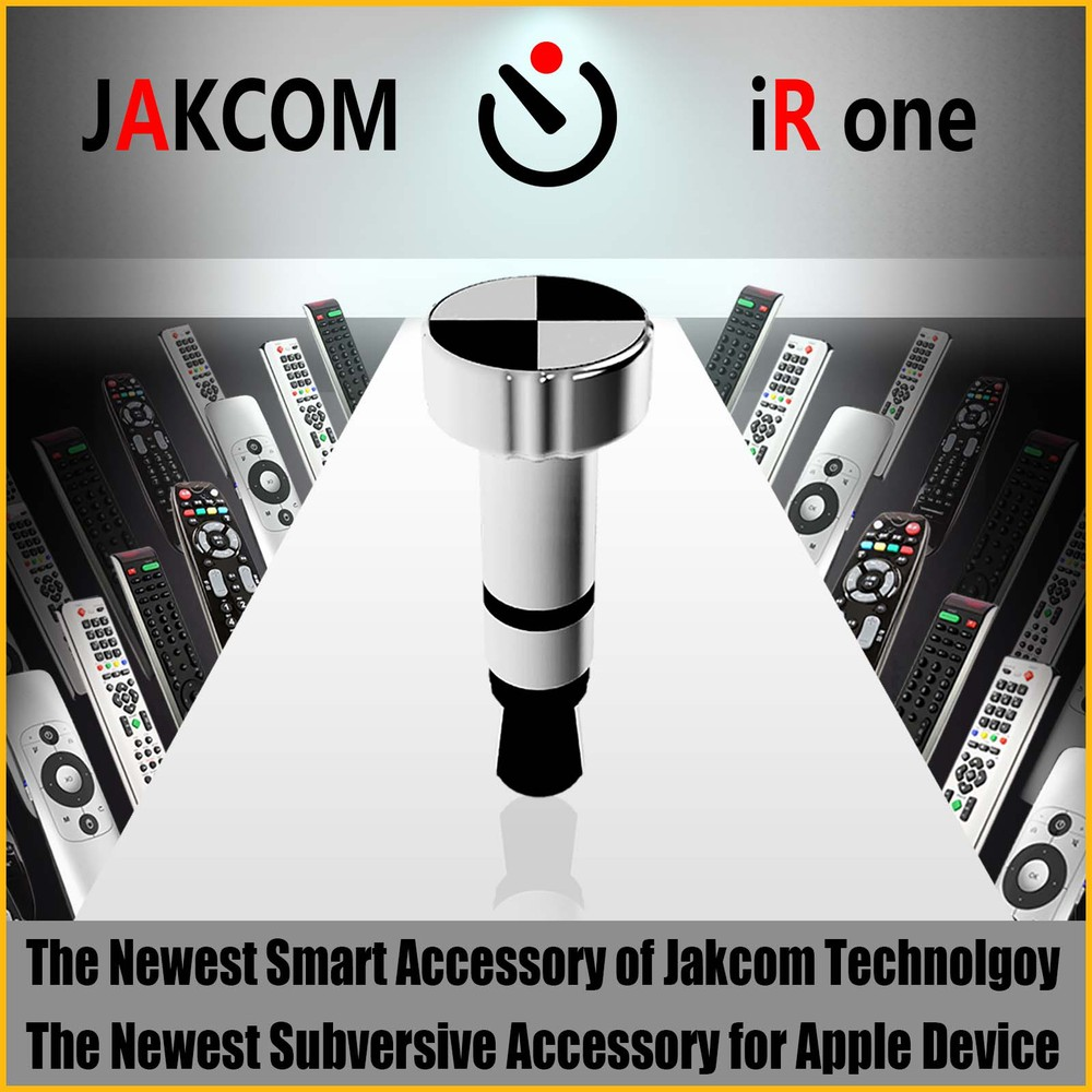 Wholesale Jakcom Smart Infrared Universal Remote Control Computer Hardware&Software Keyboards For Sony For Xperia Z Logitech Tv