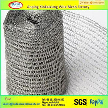 Knitted Wire Mesh,Solid Filter mesh,Air Filter knitted wire mesh