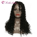 curly lace front wig brazilian human hair, aaaa lace front wigs natural hair color