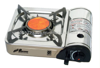 CERAMIC PORTABLE GAS STOVE MODEL: TB-164PSS