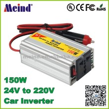 Meind 150w DC12V/24V to AC110V/220v peak 300w inverter for car power inverter/converter from Meind