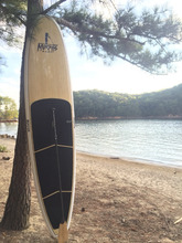 Bamboo Classic sup board bamboo stand up paddle board