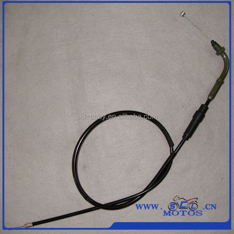 SCL-2012060102 wholesale motorcycle excavator throttle cable universal throttle cable