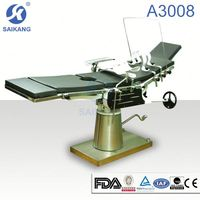 FDA electric lifting dog operation table(head control)