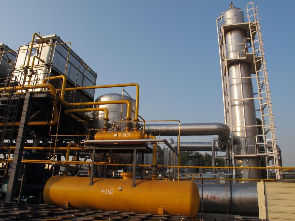 Производство углекислоты технология