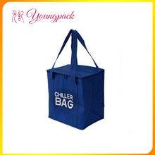 factory sale quality customize canvas wine bag