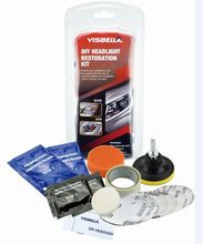 Car Repair Tool Kit Headlight Restoration Kit