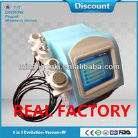 ultrasonic wave weight loss machine/any color/on discount