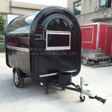 manufacturer recommended mobile food cart / food truck
