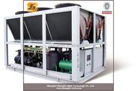High COP and low price underground heat pump