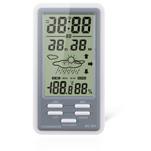 cheap decorative digital thermometer indoor