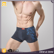 Fashion design sanitary modal material boxer briefs men