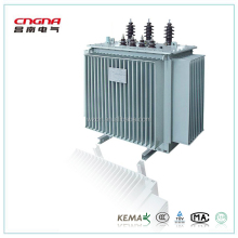 S9-M Three phase power 11/0.4kv 250kva 400kva 630kva oil transformer