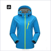 Blue windbreaker women softshell jacket AG-XHJK6051
