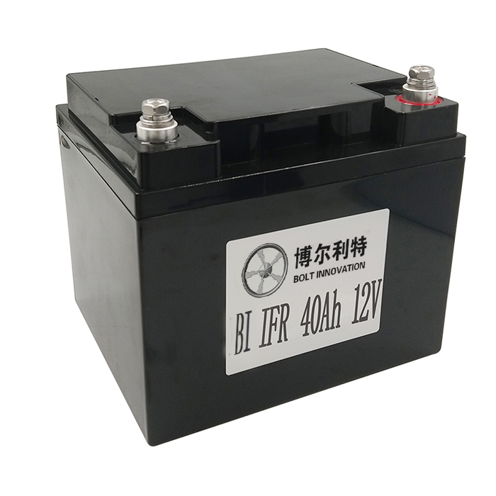 4S 12V lifepo4 40ah lithium-ion battery for electric scooter