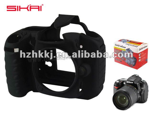 Sikai Silicone caera bag cover for Nikon Canon