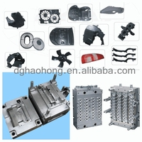 Plastic Injection Mold and Molding