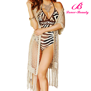 Wholesale New Arrival Cover Up Beach Dress for Girls